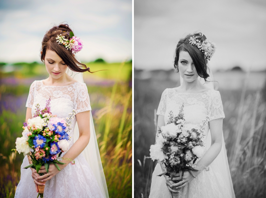 Shropshire Lavender Farm Wedding Photographer - Tom & Leona - Photography by Vicki_0084