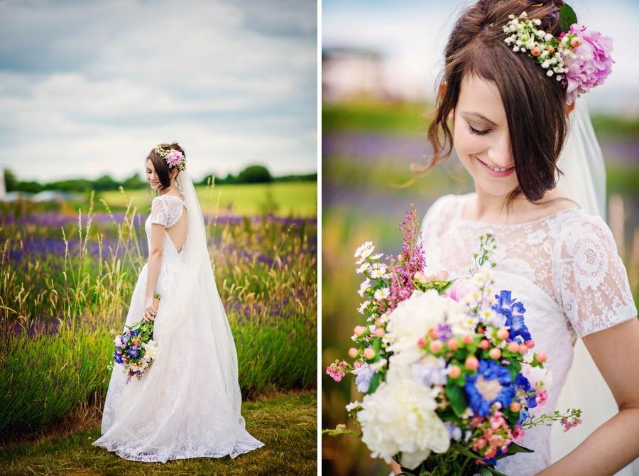 Shropshire Lavender Farm Wedding Photographer - Tom & Leona - Photography by Vicki_0085