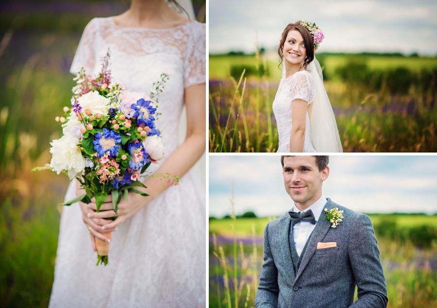 Shropshire Lavender Farm Wedding Photographer - Tom & Leona - Photography by Vicki_0086