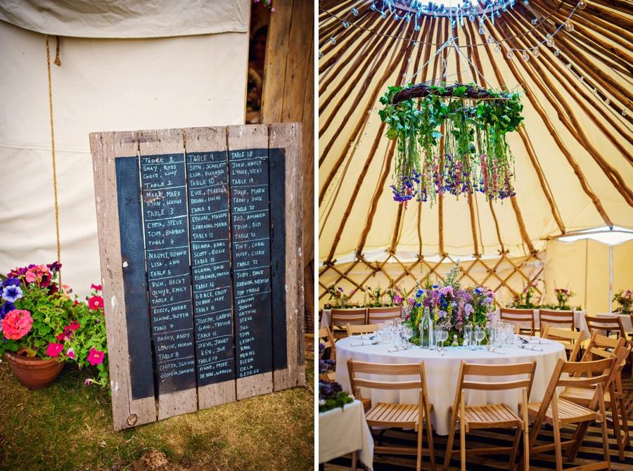 Shropshire Lavender Farm Yurt Wedding Photographer - Tom & Leona - Photography by Vicki_0089