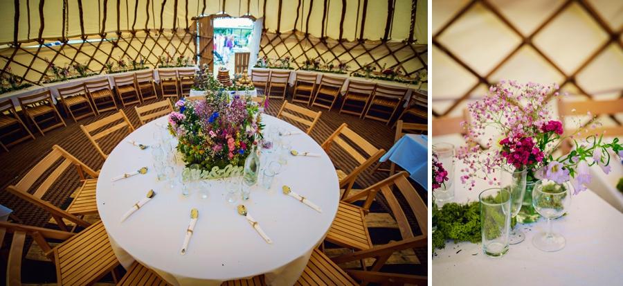 Shropshire Lavender Farm Yurt Wedding Photographer - Tom & Leona - Photography by Vicki_0091