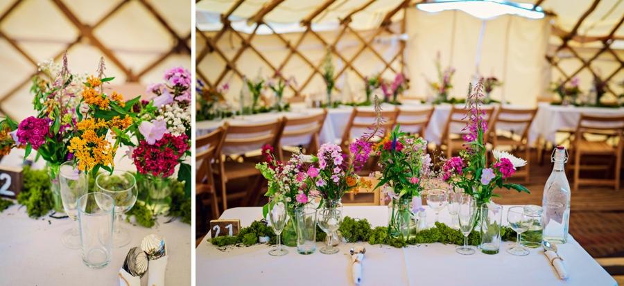 Shropshire Lavender Farm Yurt Wedding Photographer - Tom & Leona - Photography by Vicki_0092