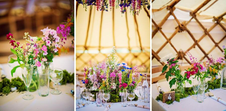 Shropshire Lavender Farm Yurt Wedding Photographer - Tom & Leona - Photography by Vicki_0093