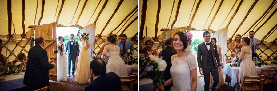 Shropshire Lavender Farm Yurt Wedding Photographer - Tom & Leona - Photography by Vicki_0097