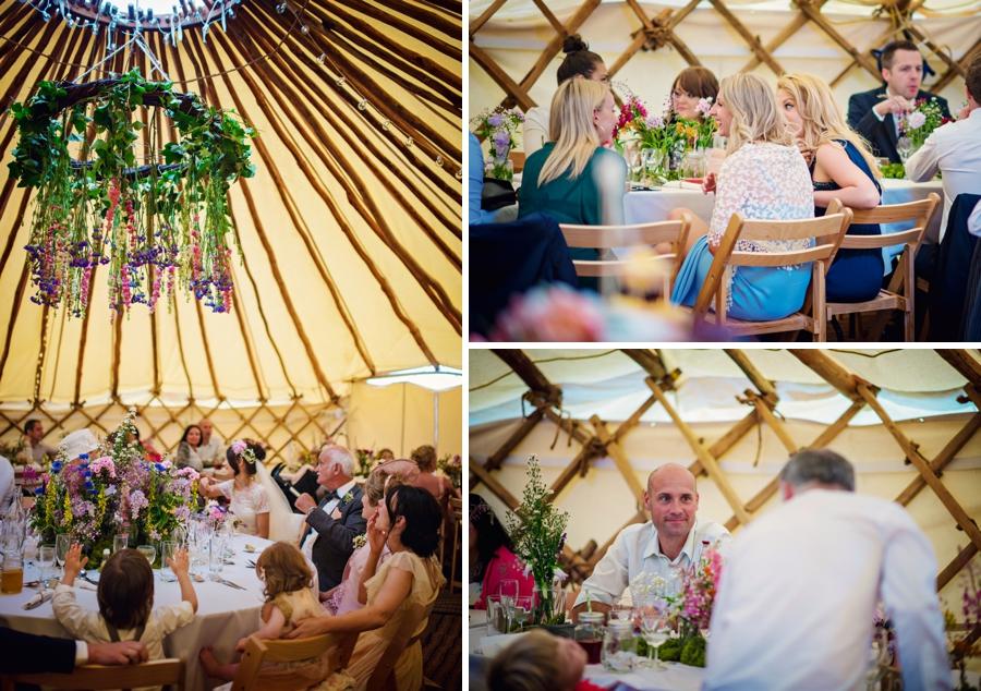 Shropshire Lavender Farm Yurt Wedding Photographer - Tom & Leona - Photography by Vicki_0098