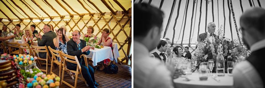 Shropshire Lavender Farm Yurt Wedding Photographer - Tom & Leona - Photography by Vicki_0100