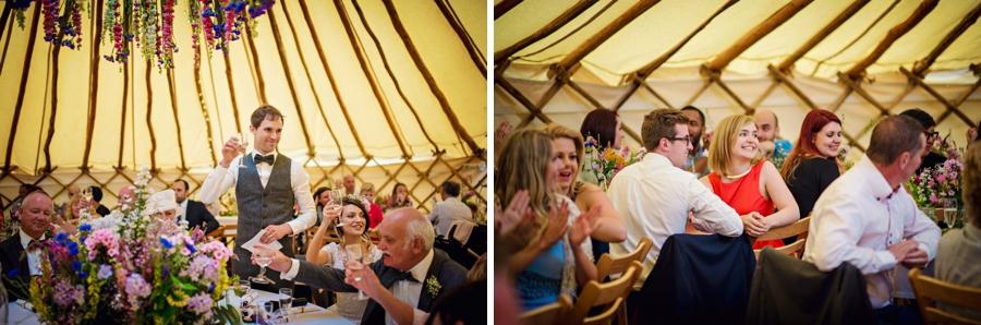 Shropshire Lavender Farm Yurt Wedding Photographer - Tom & Leona - Photography by Vicki_0104