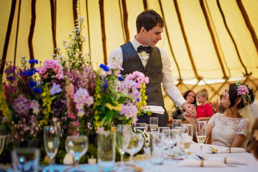 Shropshire Lavender Farm Yurt Wedding Photographer - Tom & Leona - Photography by Vicki_0105