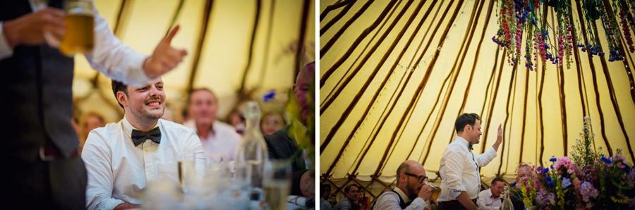 Shropshire Lavender Farm Yurt Wedding Photographer - Tom & Leona - Photography by Vicki_0109