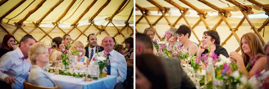 Shropshire Lavender Farm Yurt Wedding Photographer - Tom & Leona - Photography by Vicki_0110