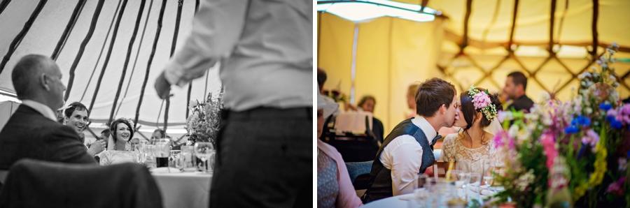 Shropshire Lavender Farm Yurt Wedding Photographer - Tom & Leona - Photography by Vicki_0111