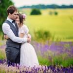 Shropshire Lavender Farm Wedding Photographer - Tom & Leona - Photography by Vicki_0125