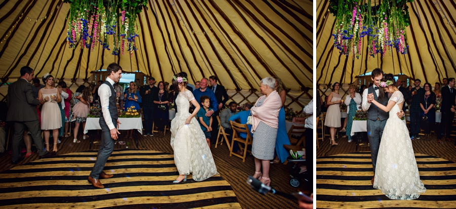 Shropshire Lavender Farm Yurt Wedding Photographer - Tom & Leona - Photography by Vicki_0132