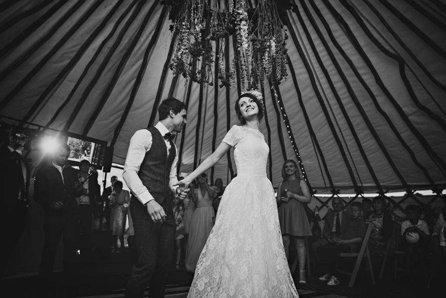 Shropshire Lavender Farm Yurt Wedding Photographer - Tom & Leona - Photography by Vicki_0134