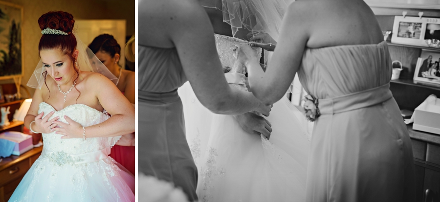 Mere Court Wedding Photographer - Dylan & Steph - Photography by Vicki_0012