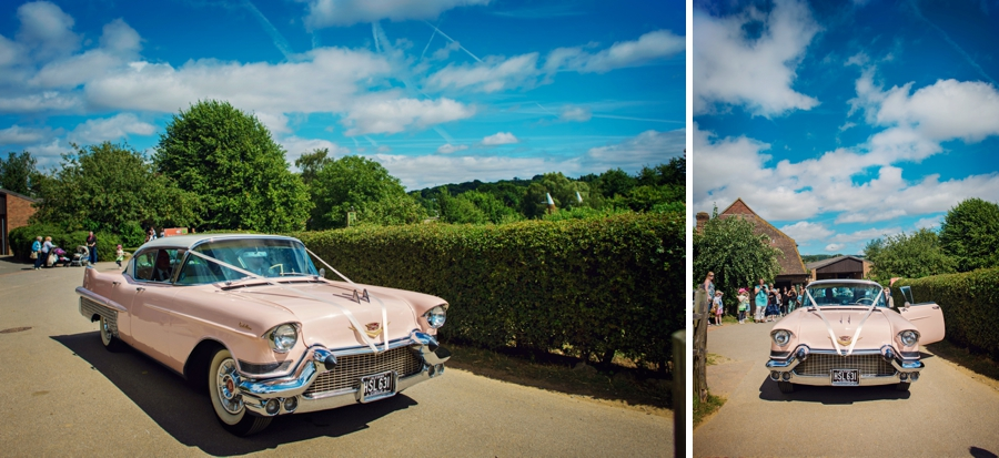 Pink Cadillac Wedding Photographer - Tattooed Bride Tattooed Groom - Ben & Danni - Photography by Vicki_0031