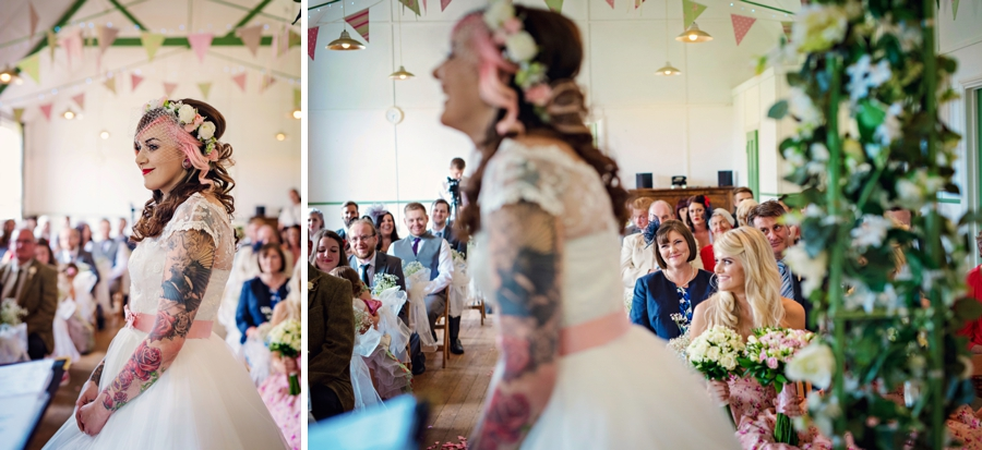 Kent Life Wedding Photographer - Tattooed Bride Tattooed Groom - Ben & Danni - Photography by Vicki_0039