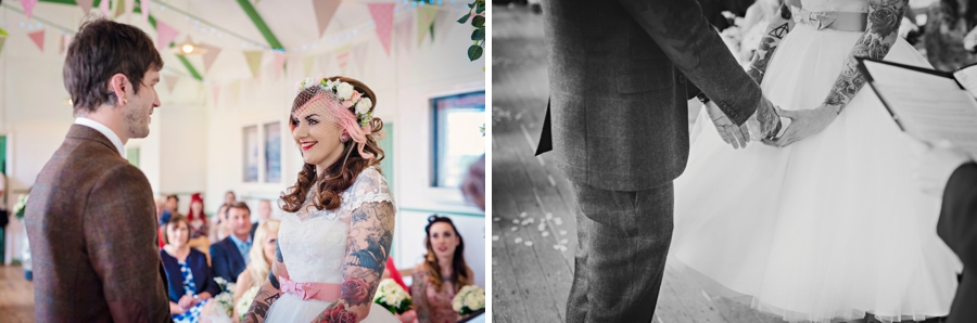 Kent Life Wedding Photographer - Tattooed Bride Tattooed Groom - Ben & Danni - Photography by Vicki_0041