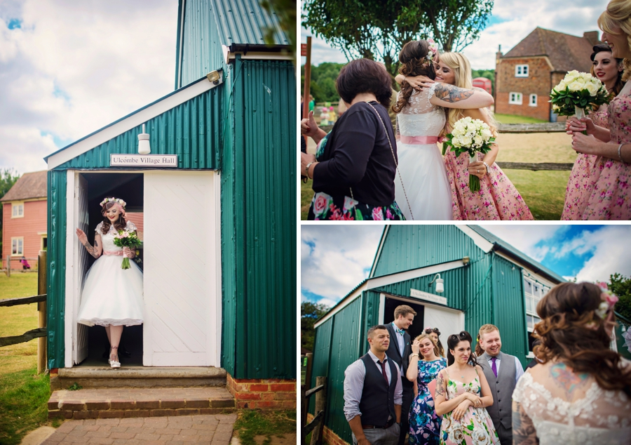 Kent Life Wedding Photographer - Tattooed Bride Tattooed Groom - Ben & Danni - Photography by Vicki_0045