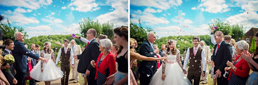 50s Wedding Photographer - Tattooed Bride Tattooed Groom - Ben & Danni - Photography by Vicki_0027