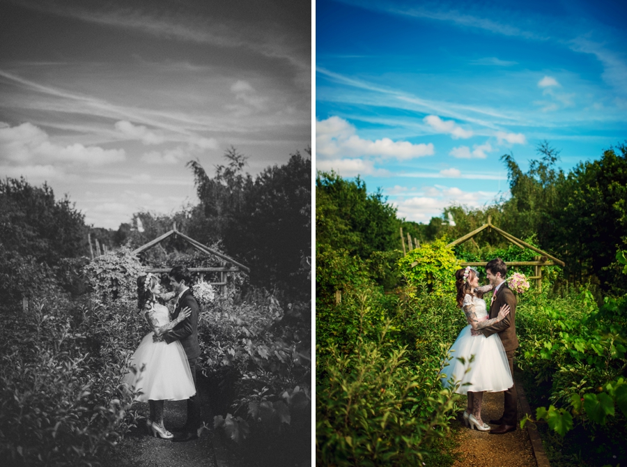 Kent Life Wedding Photographer - Tattooed Bride Tattooed Groom - Ben & Danni - Photography by Vicki_0059
