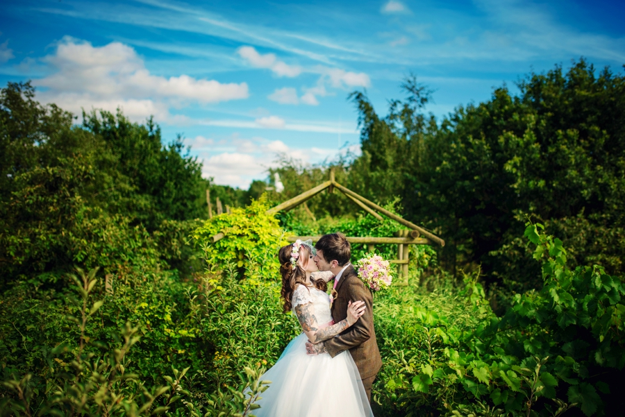 Kent Life Wedding Photographer - Tattooed Bride Tattooed Groom - Ben & Danni - Photography by Vicki_0060