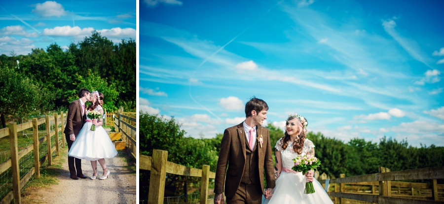 Kent Life Wedding Photographer - Tattooed Bride Tattooed Groom - Ben & Danni - Photography by Vicki_0065