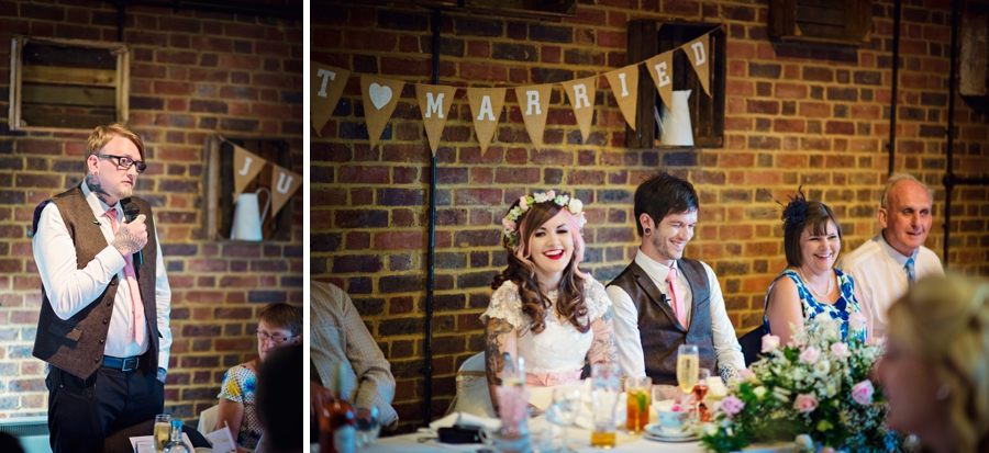 Kent Life Wedding Photographer - Tattooed Bride Tattooed Groom - Ben & Danni - Photography by Vicki_0086