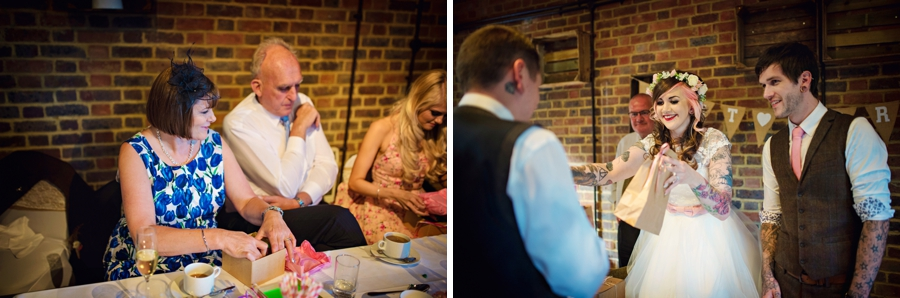 Kent Life Wedding Photographer - Tattooed Bride Tattooed Groom - Ben & Danni - Photography by Vicki_0094
