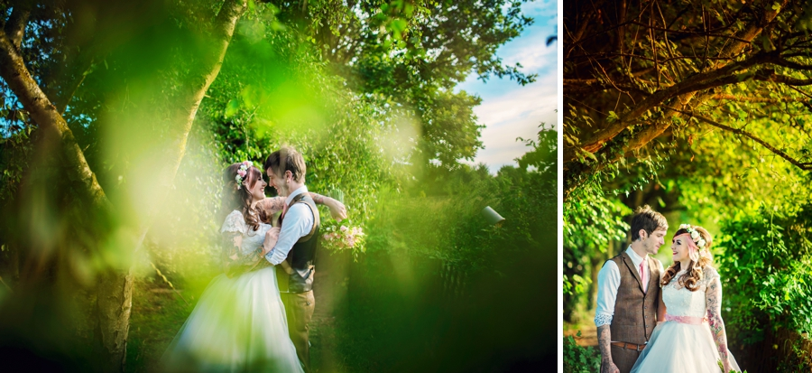 Kent Life Wedding Photographer - Tattooed Bride Tattooed Groom - Ben & Danni - Photography by Vicki_0098