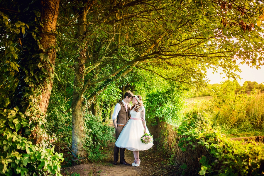 Kent Life Wedding Photographer - Tattooed Bride Tattooed Groom - Ben & Danni - Photography by Vicki_0100