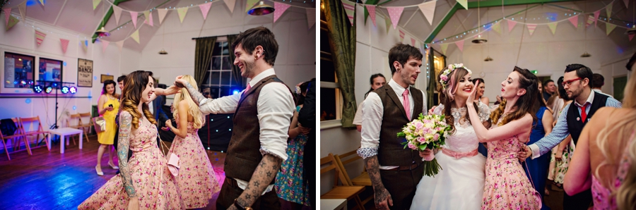 Kent Life Wedding Photographer - Tattooed Bride Tattooed Groom - Ben & Danni - Photography by Vicki_0124