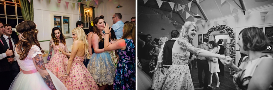 Kent Life Wedding Photographer - Tattooed Bride Tattooed Groom - Ben & Danni - Photography by Vicki_0128