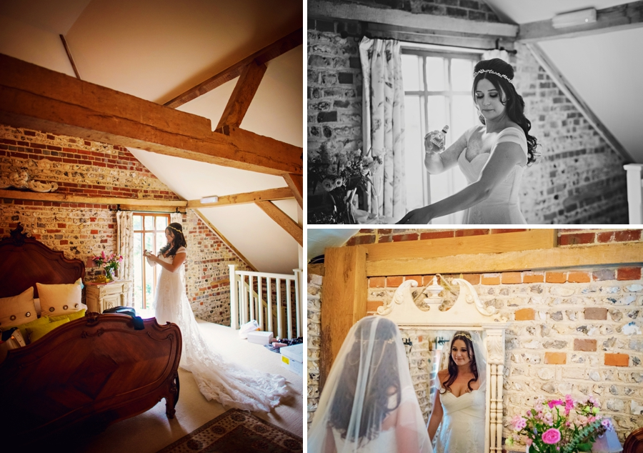 Barn Wedding Photographer - Max + Leila - Photography by Vicki_0018