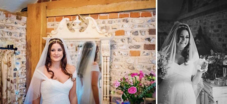 Barn Wedding Photographer - Max + Leila - Photography by Vicki_0019