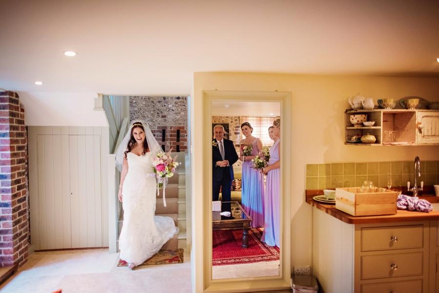 Barn Wedding Photographer - Max + Leila - Photography by Vicki_0023