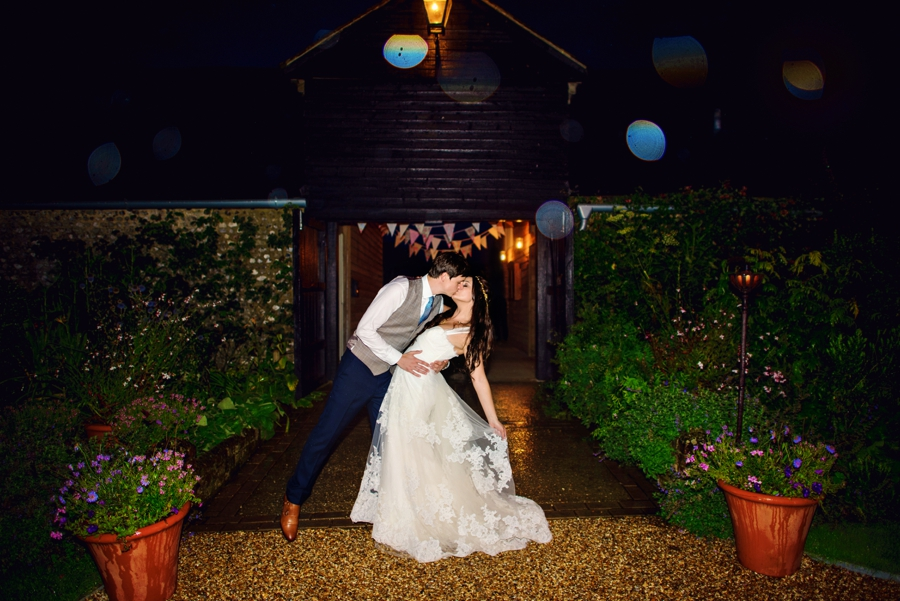 Barn Wedding Photographer - Max + Leila - Photography by Vicki_0106