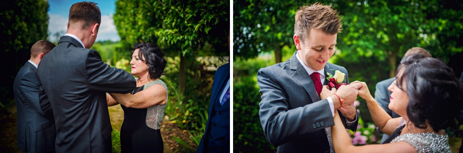 Ladywood Estate Wedding Photographer - Paul & Anj - Photography by Vicki_0016