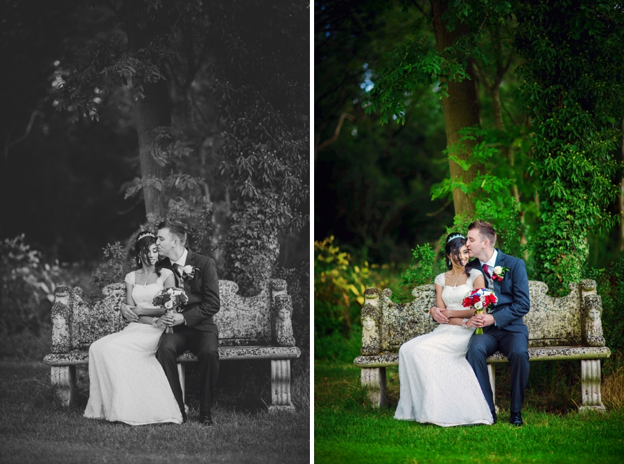Ladywood Estate Wedding Photographer - Paul & Anj - Photography by Vicki_0055