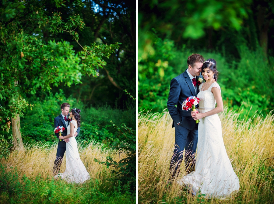Ladywood Estate Wedding Photographer - Paul & Anj - Photography by Vicki_0060