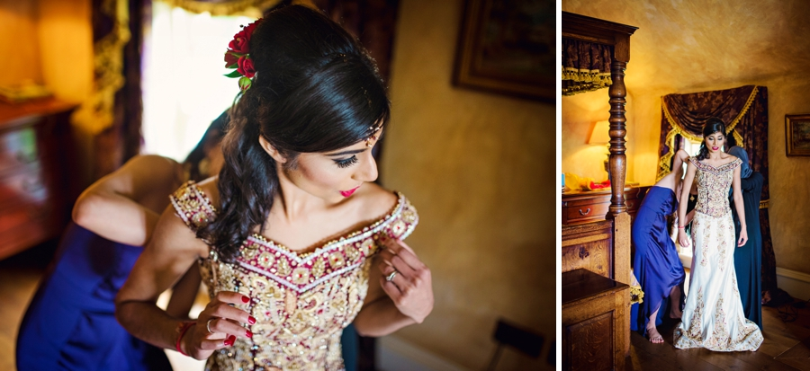 Hindu Wedding Photographer Ladywood Estate Wedding Photography- Paul & Anj - Photography by Vicki_0017