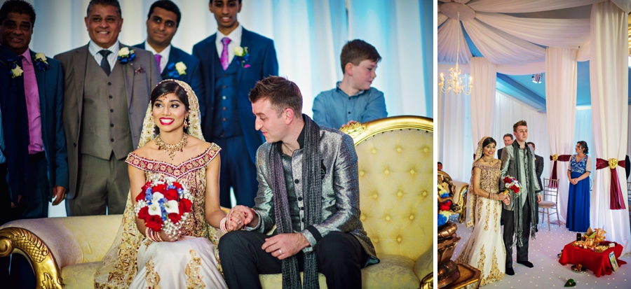 Hindu Wedding Photographer Ladywood Estate Wedding Photography- Paul & Anj - Photography by Vicki_0031