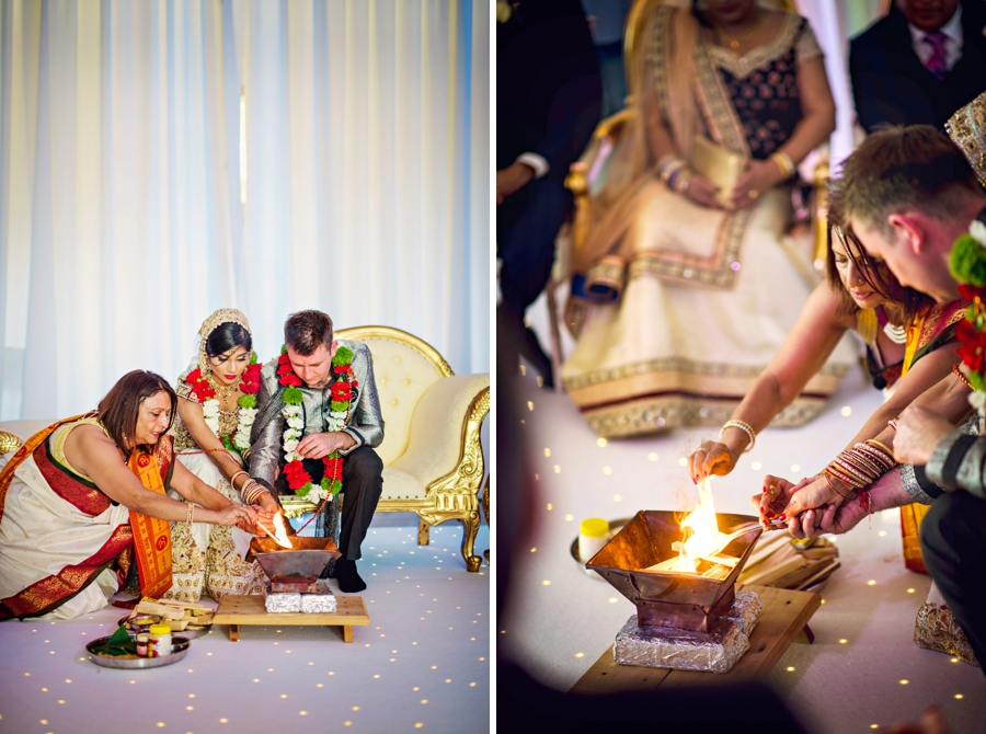 Hindu Wedding Photographer Ladywood Estate Wedding Photography- Paul & Anj - Photography by Vicki_0035