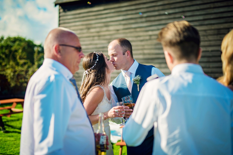 Elmley Nature Reserve Wedding Photographer - Paddy & Jo - Photography by Vicki_0057