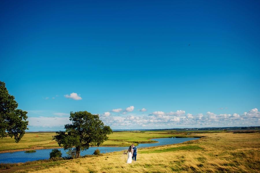 Elmley Nature Reserve Wedding Photographer - Paddy & Jo - Photography by Vicki_0059