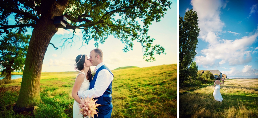 Elmley Nature Reserve Wedding Photographer - Paddy & Jo - Photography by Vicki_0067