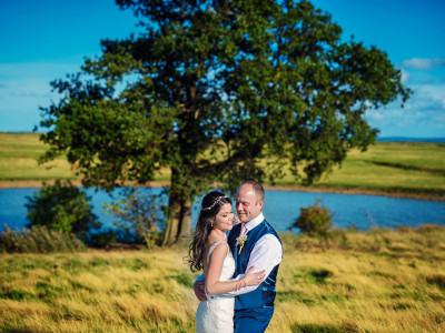 Paddy + Jo | Elmley Nature Reserve Wedding Photographer