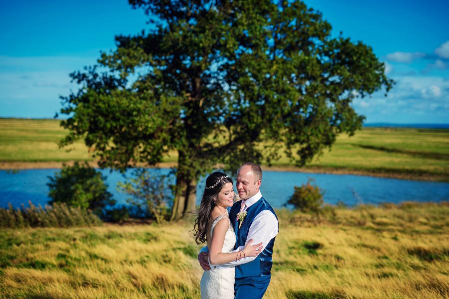Paddy + Jo | Elmley Nature Reserve Wedding Photographer