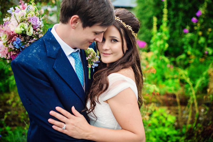 Max + Leila   Barn Wedding Photographer