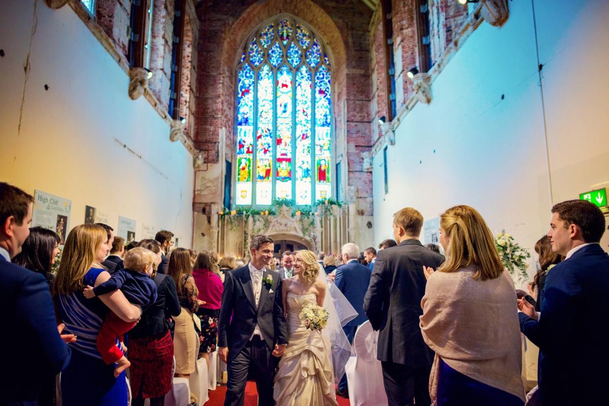 Highcliffe Castle Wedding Photographer - Nick & Victoria - Photography by Vicki_0017